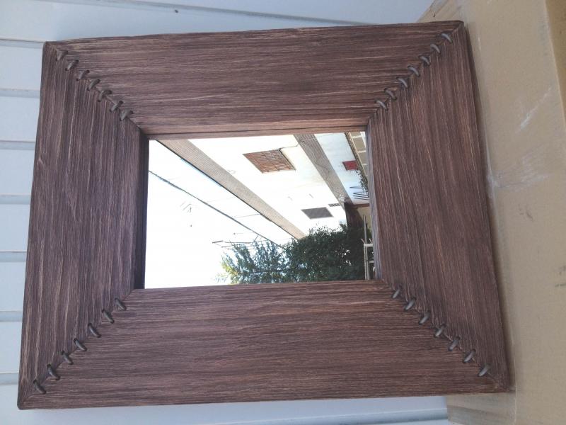 Enmarcar cuadros en madrid precios taller marcos artesania for Precio espejo a medida sin marco