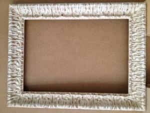 Espejos rusticos for Espejo marco wengue